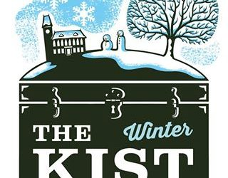 Wigtown Book Festival Winter Kist