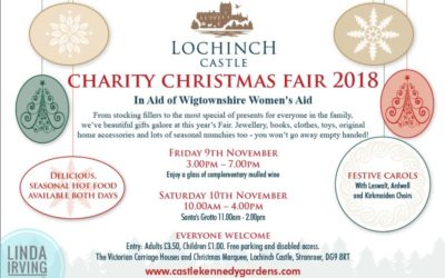 Lochinch Castle Charity Christmas Fair