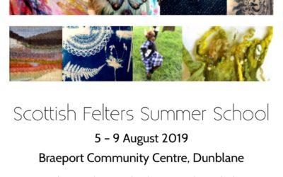 Scottish Felters Summer School