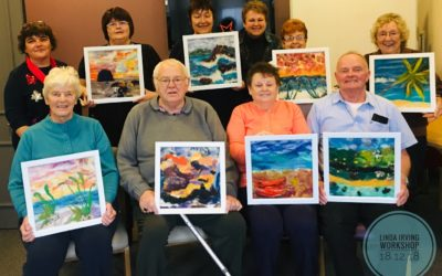 Alzheimer Scotland Community Felt Project