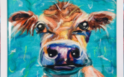 Summer Moo – SOLD