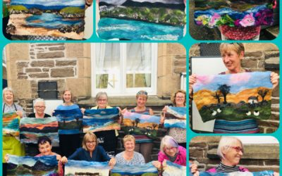 Scottish Felters Summer School Dunblane