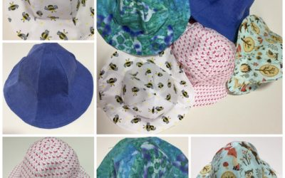 luce Bay Crafts – Cotton lined hats