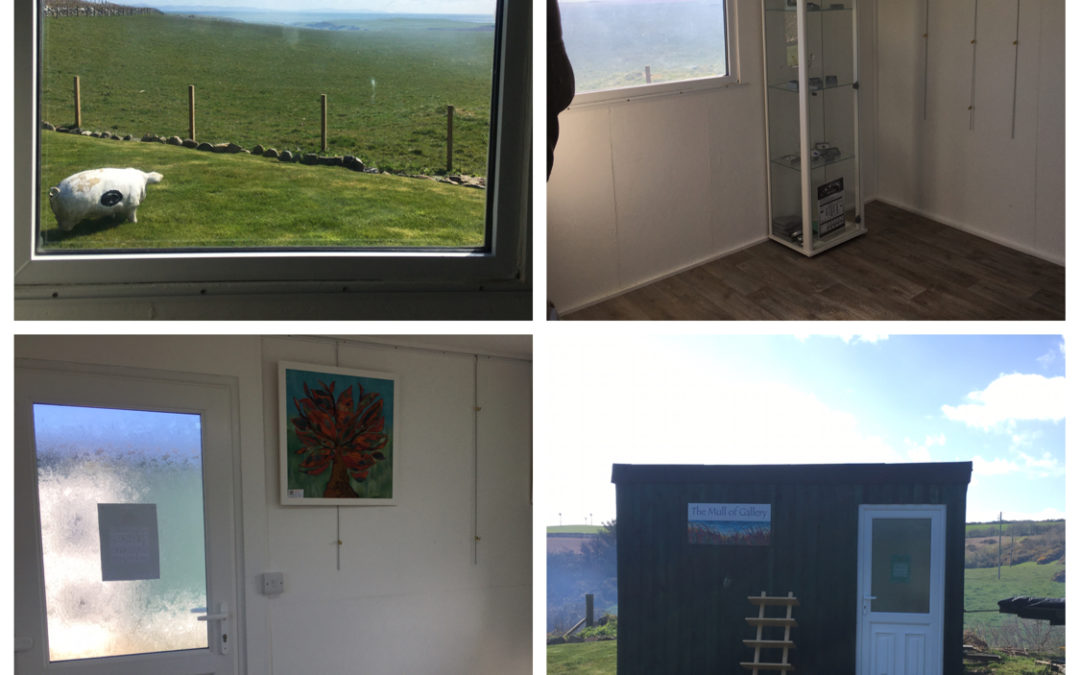 The Mull of Gallery reopening!