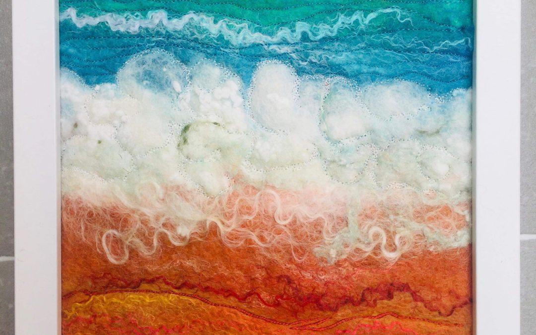 Felted Art – Foam